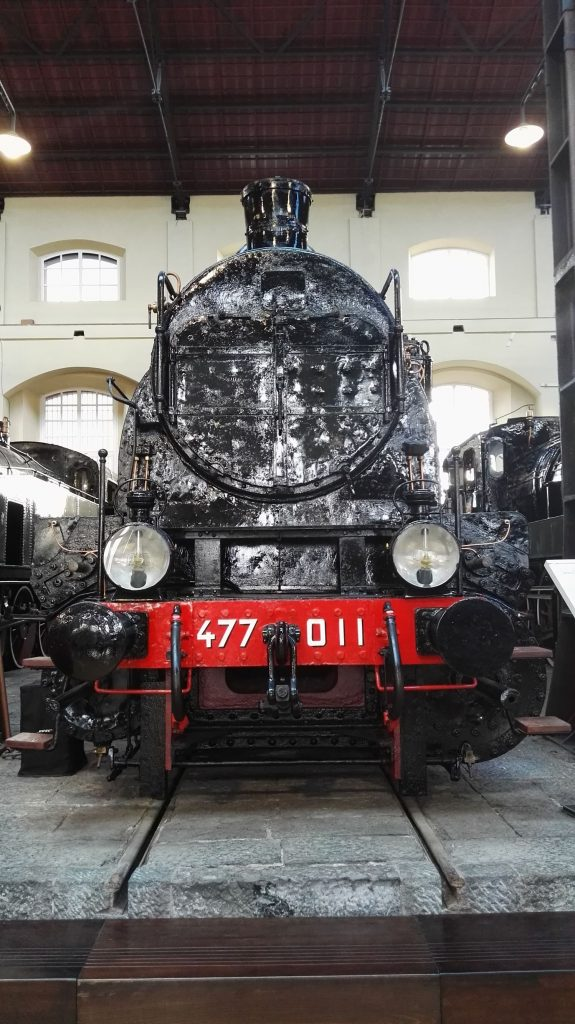 Pietrarsa: un treno per grandi e bambini