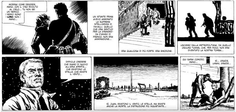 le notizie che giungono dalla conferenza stampa del colosso dello streaming lasciano ben sperare per un adattamento fedele dell'opera scongiurando il temuto rischio di una l'americanizzazione della storia, cosa purtroppo accaduta puntualmente con altre meravigliose Graphic Novel (V per Vendetta e Walking Dead su tutti).