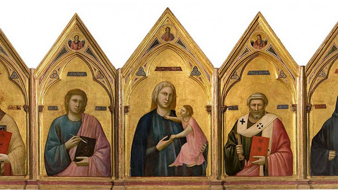 Giotto e gli Uffizi celebrano Dante  in occasione del Settecentesimo anniversario della morte. Due suoi capolavori in mostra a Ravenna