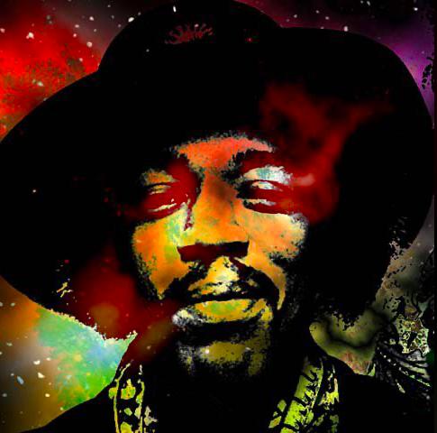 Jimi Hendrix moriva 50 anni fa., la mano sinistra di Dio... ...o del diavolo. Di certo il chitattista più rivoluzionario della storia. 18 settembre 1970