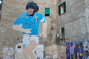 Maradona gli dei non muoiono! Diego raccontato dai sui avversari: sacchi, boniek, Totti, Oriali. Italia, Milan, Inter, Juventus