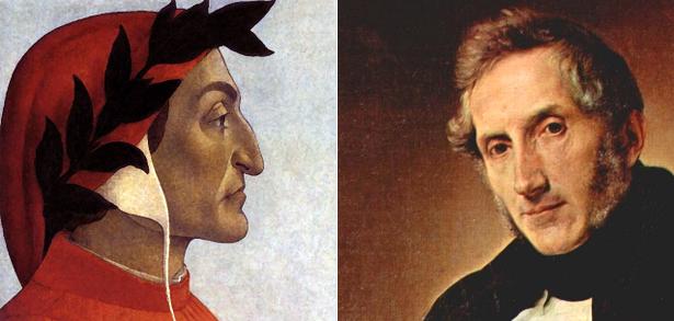 ntre l'Italia e il mondo festeggiano Dante, l'integrità della lingua italiana viene sempre più contaminata dalla globalizzazione.