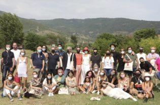 E' Culturaitalia il primo club italiano a organizzare un raduno nazionale su Clubhouse: il meeting si è svolto nel bel borgo di Cortona