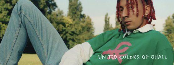 """United Colors of Ghali, il rapper lancia una capsule collection e si prepara a nuovo disco in uscita nel 2022: """"Canterò anche in arabo"""""""